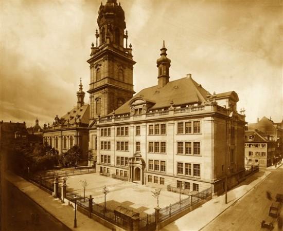 Volksschule R 2, 1917-43
