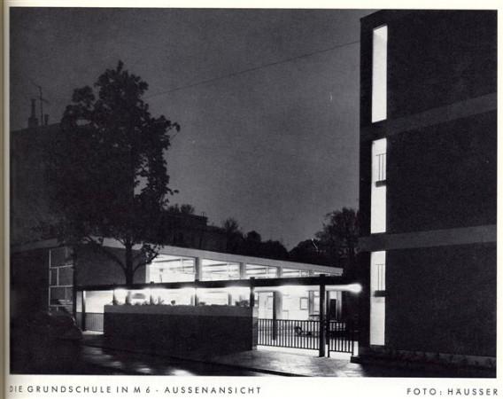 Die neue Volksschule M 6
