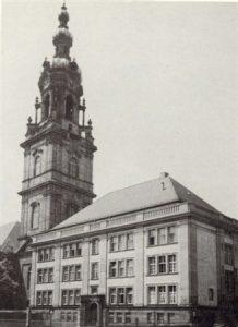 Die Mozartschule R 2, 1980-er Jahre