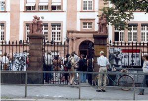 Übergabe der Mozartschule an die Öffentlichkeit