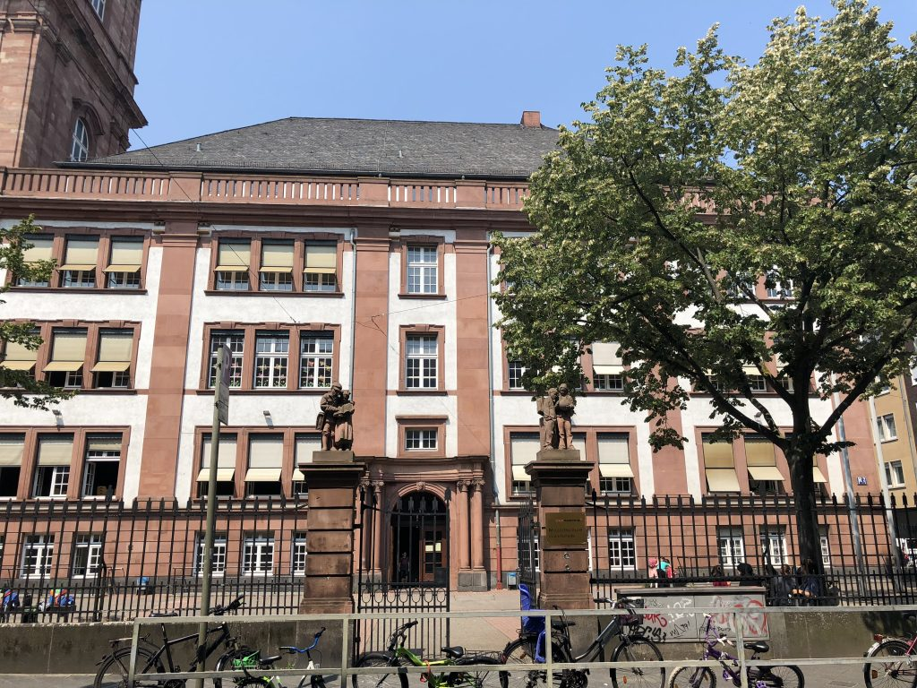 Mozartschule Mannheim